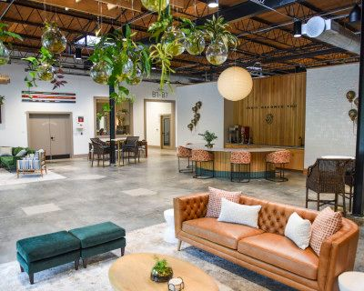 Recently Renovated Mid-Century Warehouse Perfect for Daytime Meetings, Conferences, Workshops and More, Atlanta, GA