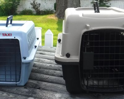 Pet Carrier - Small -OR- Med Dog/Cat Crate