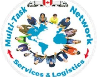 Multi-Task Network Services & Logistics