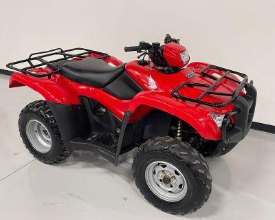 2013 Honda FourTrax Foreman 4x4 ATV Utility Brilliant, OH