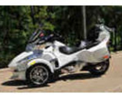 2011 Can Am Spyder Lt Limited