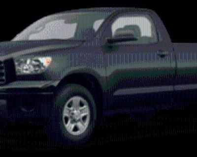 2007 Toyota Tundra Base