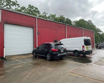 3,500 Sq Ft of Warehouse-Shop