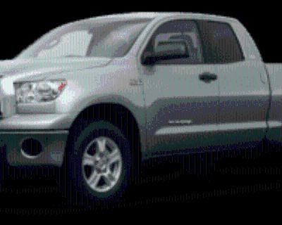 2008 Toyota Tundra Base