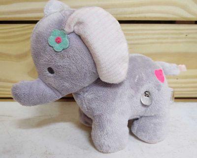 Lullaby Elephant Plush Toy