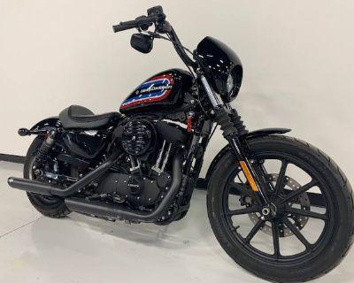2020 Harley-Davidson Iron 1200 Sportster Brilliant, OH