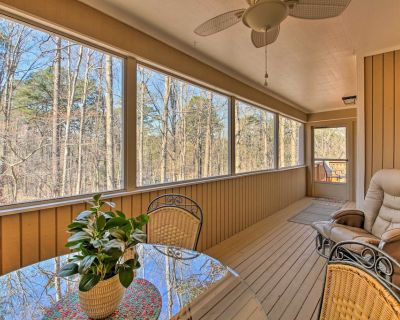 NEW! Hot Springs Village Escape w/ Deck & Grill! - Hot Springs Village