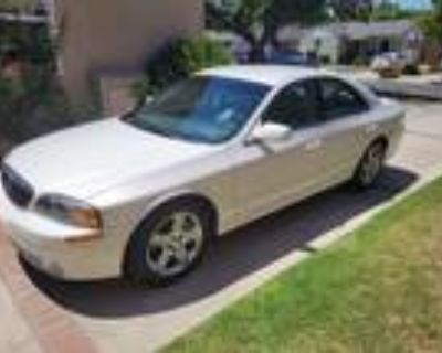 2002 Lincoln LS for Sale by Owner