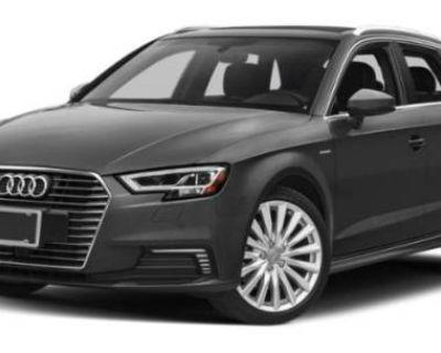 2018 Audi A3 e-tron Prestige