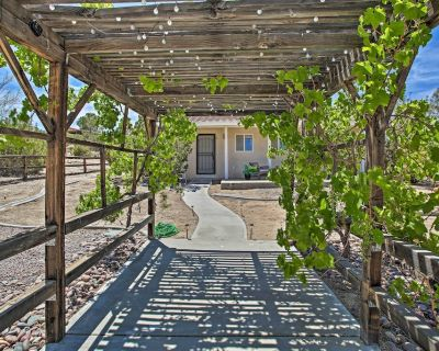 NEW! Yucca Valley Studio w/ Prvt Yard & Fire Pit! - Yucca Valley