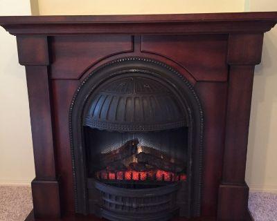Dimplex Electric fireplace.