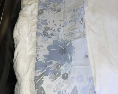 Curtains size 50x96