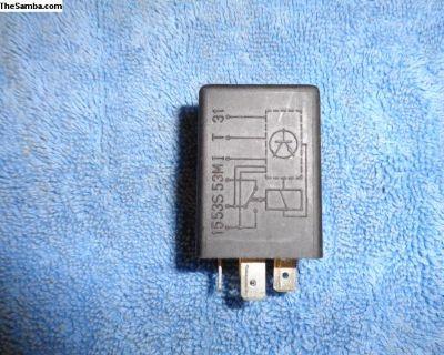 VW Jetta Rabbit 12V 6 Pin Wiper Relay 321955531A