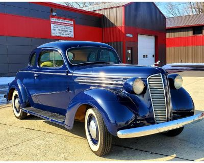1937 Dodge Brothers Business Coupe