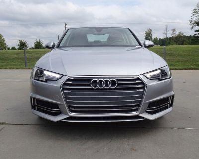 Pre-Owned 2018 Audi A4 Premium