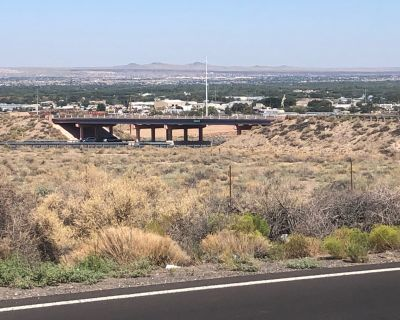Opportunity Zone with I-25 Frontage in Albuquerque (4.8910 acres)