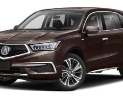 2019 Acura MDX Hybrid with Technology Package