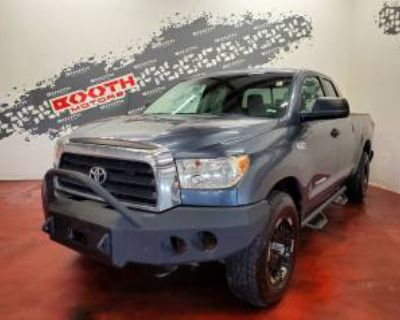 2008 Toyota Tundra SR5 Double Cab 6.5' Bed 5.7L V8 4WD