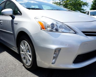 Used 2012 Toyota Prius V Three