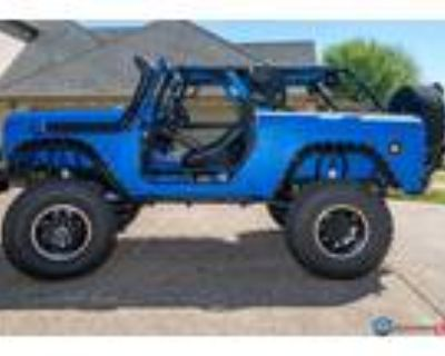 1966 International Harvester Scout 800 Roll Cage