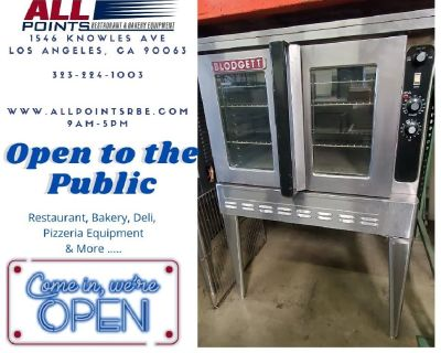 Bakery Ovens and more
