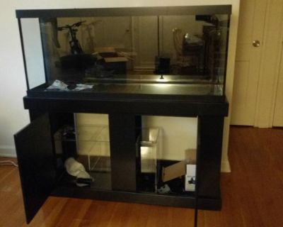75 Gallon Reef Ready Tank and Stand