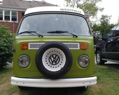 1978 Camper Bus for sale 2-for-1