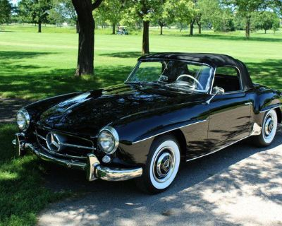 Pre-Owned 1960 Mercedes-Benz 190SL Roadster