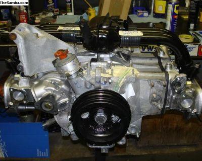 RJE WBX Vanagon H2O boxer Engines 2.1, 2.2, 2.3