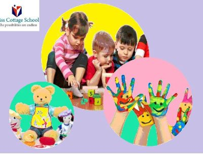 Swiss Cottage School Offers your Child a Solid Platform Play School in Gurgaon