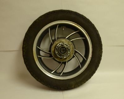 Yamaha Xj 550 Maxim Rear Wheel
