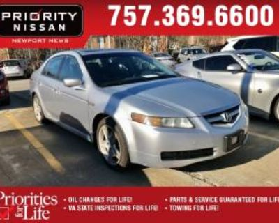 2005 Acura TL Automatic with Navigation