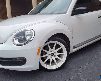 2014 Volkswagen Beetle Coupe 1.8T Entry