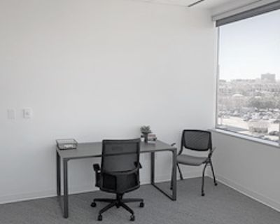 Private Office for 7 at CityCentral- Downtown Ft. Worth