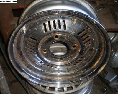 Bug wheel 15 by 6 inches wide 4 lug