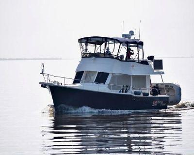 "2006 34' Mainship ""34"" Trawler"