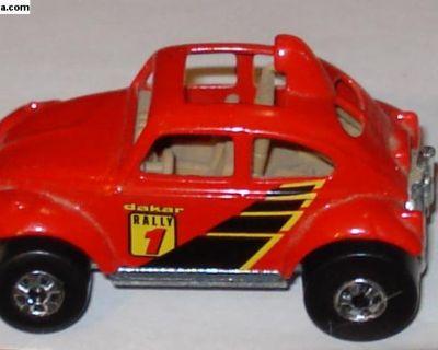 1998 Hot Wheels Dakar Rally Baja Bug Beetle