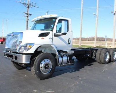 2021 INTERNATIONAL HV607 Sleeper Trucks Heavy Duty