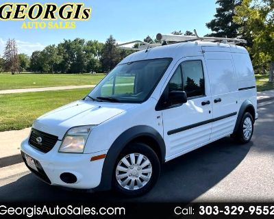 Used 2013 Ford Transit Connect XLT with Rear Door Glass