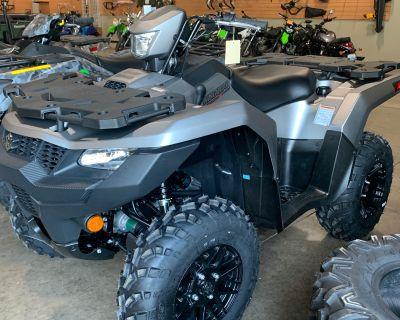 2021 Suzuki KingQuad 500AXi Power Steering SE+ ATV Utility Woodstock, IL