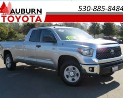 2018 Toyota Tundra SR5 Double Cab 8.1' Bed 5.7L V8 RWD