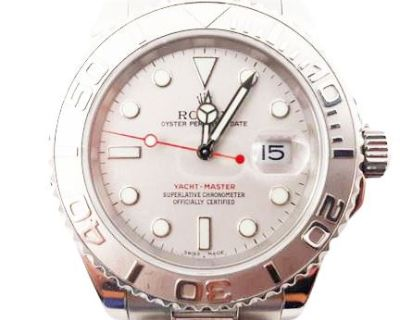 ROLEX Yachtmaster Platinum & Collectibles Online Auction, OH