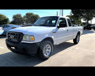 """2008 Ford Ranger 2WD 2dr SuperCab 126"""" XLT"""