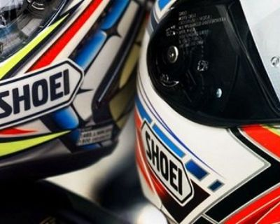 The New Shoei RF-1400 Full-Face Helmet is and Improved Version of the Popular RF-1200 Model