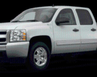 2011 Chevrolet Silverado 1500 Hybrid with 1HY Crew Cab Short Box 4WD