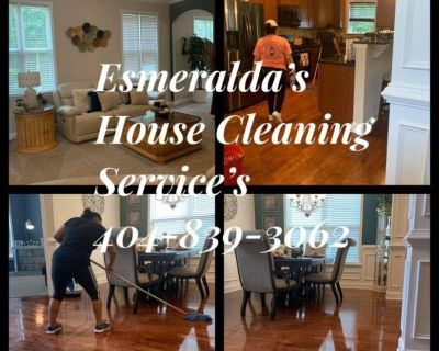 Esmeralda's House cleaning & organizing services 🧹🧽