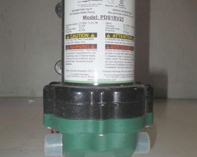 Artis Products Pds1rv25 Rv Potable Water Pump 3.0 Gpm