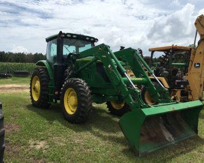 2015 JOHN DEERE 6145R Harvesting Equipment