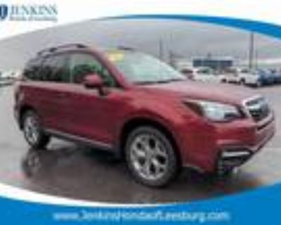 2018 Subaru Forester Red, 15K miles