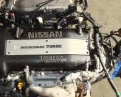 Jdm Nissan Sr20det S14 Complete Swap,with Fmic..with Installation Only